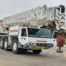 Crane service for the Dallas/Fort Worth Metroplex
