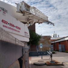 Crane servicing Midland/Odessa and the Permian Basin